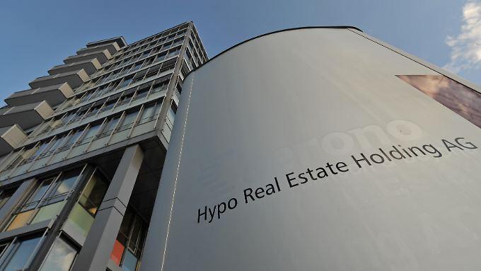 Die Rettung der Hypo Real Estate belastet den deutschen Steuerzahler.