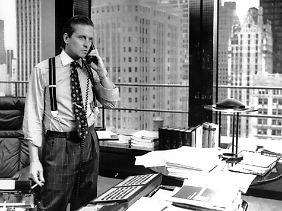 """Kult: """"Wall Street"""" von 1987."""
