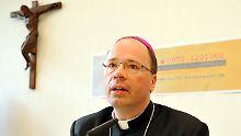 Der Trierer Bischof Stephan Ackermann ist seit dem 25. Februar 2010 der Missbrauchsbeauftragte der Deutschen Bischofskonferenz.