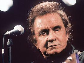 Johnny Cash war einer der einflussreichsten Countrysänger (Archivbild vom Juli 1994).