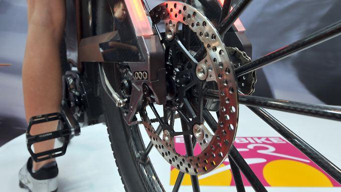 Fahrradtrends 2011: Schick, bunt, cool und praktisch