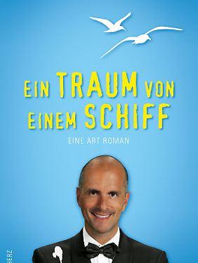 """""""Ein Traum von einem Schiff"""" ist im Scherz Verlag erschienen."""
