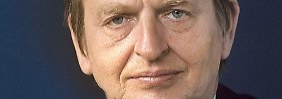 Olof Palme wurde am 28. Februar 1986 erschossen.