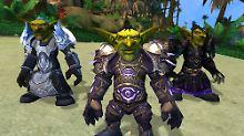 """Dank """"World of Warcraft"""" und anderen Spielen klingeln bei Vivendi die Kassen."""