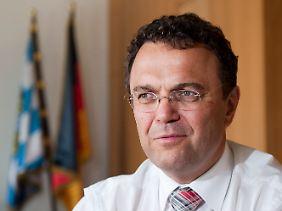 Hans-Peter Friedrich führte bislang die CSU-Landesgruppe im Bundestag.