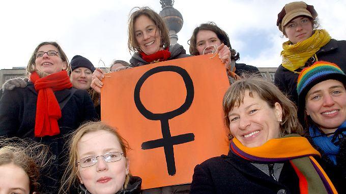 Der Internationale Frauentag ist seit 1921 auf den 8. März festgelegt.