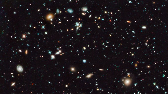 Das Weltraumteleskop Hubble erspäht die fernsten Galaxien im All. Was kommt danach?