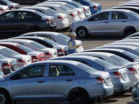 Toyotas Bänder stehen mindestens einen Tag länger still als geplant.
