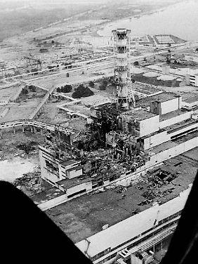 Ob die gesundheitlichen Auswirkungen so schlimm werden wie in Tschernobyl -oder gar schlimmer - lässt sich momentan nicht sagen.