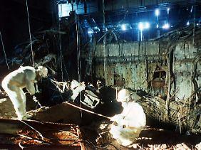 Die Liquidatoren von Tschernobyl, die zum Teil mit bloßen Händen verstrahltes Material entsorgten, starben an der Strahlenkrankheit.
