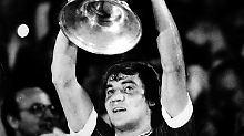 Mit Felix Magath gewannen die Hamburger 1983 den Europapokal der Landesmeister. Der Ruhm ist längst verblichen.