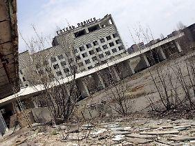 Es geschah am 26. April 1986, als Tschernobyl zur Geisterstadt wurde.