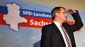 Grüne drin, FDP draußen: Sachsen-Anhalt bleibt schwarz-rot
