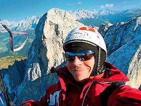 Andreas Schubert leitet die Expedition.