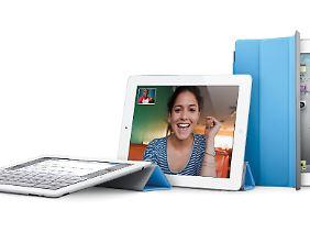 Das iPad 2 ist wie sein Vorgänger ein Verkaufsschlager.