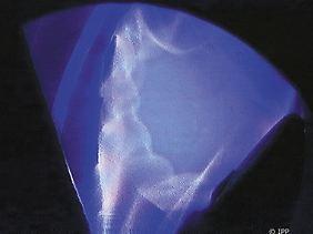 Zurzeit arbeiten die Forscher noch an dem Problem, das Plasma zum Brennen zu bringen.