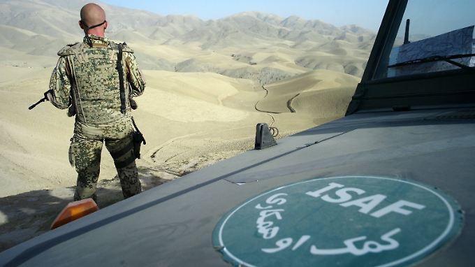 """300 Soldaten für Afghanistan: Opposition spricht von """"Kuhhandel"""""""