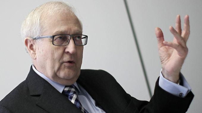 Brüderle sagt, was viele denken: Moratorium ist politisches Manöver