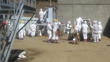 "Bilderserie: Die ""nuklearen Samurai"" in Fukushima"