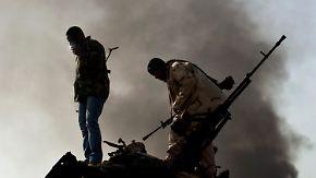 """Obama: """"Einsatz ist erfolgreich"""": Rebellen erobern Adschdabija zurück"""