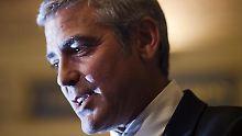 Als Zeuge geladen: George Clooney.