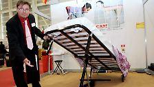 Erfindermesse in Genf: Treffen der Profi-Tüftler