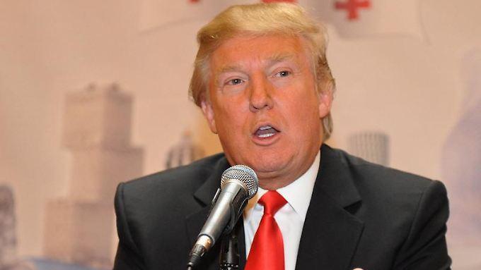 Vater, Großvater, Tycoon - Donald Trump hat viele Rollen.