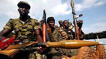 Die Truppen Ouattaras beherrschen fast das gesamte Gebiet der Elfenbeinküste.