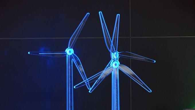 Hannover-Messe 2011: Alles dreht sich um Windenergie