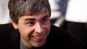Wechsel bei Google: Larry Page übernimmt das Ruder