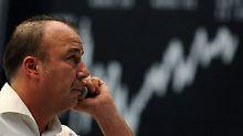 Der Börsen-Tag: Dax hechelt Rekord-Wall-Street hinterher