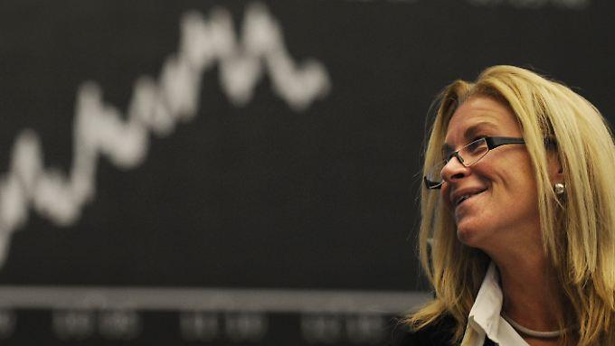Trotz steigender Kurse scheuen die meisten Deutschen vor dem Aktienmarkt.
