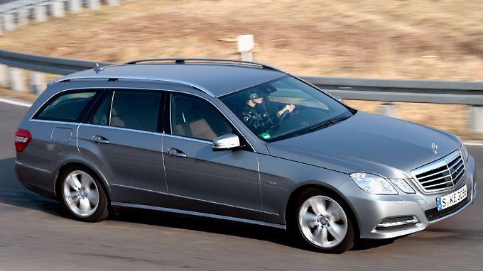 Souverän ist der V6-Diesel, doch auch der aufgeladene Vierzylinder leistet mehr als 200 PS.