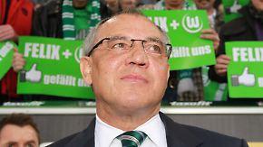 """""""Mannschaft rasiert"""": Schalker kritisieren Felix Magath"""