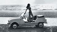 Liberté, Égalité, Fraternité!: 50 Jahre Renault 4: Kult in kantiger Kastenoptik