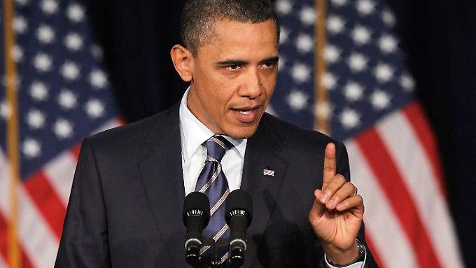 Kampf gegen die Schulden: Obama will vier Billionen Dollar sparen
