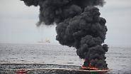 """Kein Ende in Sicht: Die """"Deepwater Horizon""""-Katastrophe"""