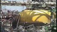 Fukushima 1: Mit Drohne und Roboter in die AKW-Ruine