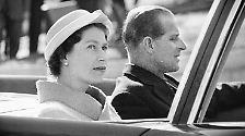 ... hielt seine Ehe mit der Queen über all die Jahre weitgehend skandalfrei.