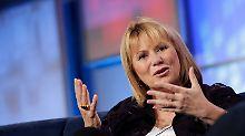 Carol Bartz: Die amerikanische Software-Managerin gibt bei Yahoo den Kurs vor.