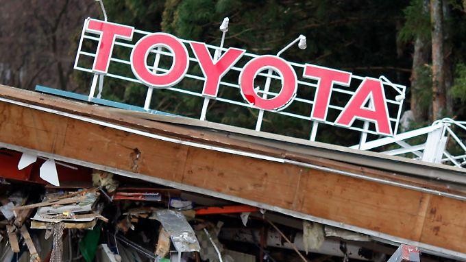 Weltgrößter Autobauer: Toyotas Thron wackelt