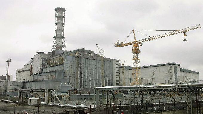 Die Kosten des Super-Gaus: Tschernobyl ist ein Milliardengrab