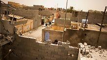 Misrata bietet ein Bild der Zerstörung.