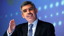 Nach Meinung von Pimco-Chef Mohamed El-Erian ist nicht nur Griechenland betroffen.