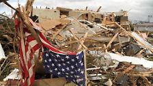 Die zerstörerische Kraft des Windes: Tornados verheeren den Süden der USA