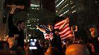 """""""Wir haben gewonnen"""": Amerikaner feiern Tötung Bin Ladens"""