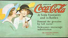 Die heile Welt in Flaschen: 125 Jahre Coca-Cola