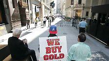 Aus dem Archiv: Die größten Goldreserven der Welt