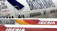 Positive Überraschung: BA/Iberia bremsen Sinkflug