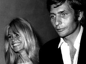 Seine Ex-Frau Brigitte Bardot ist erschüttert.